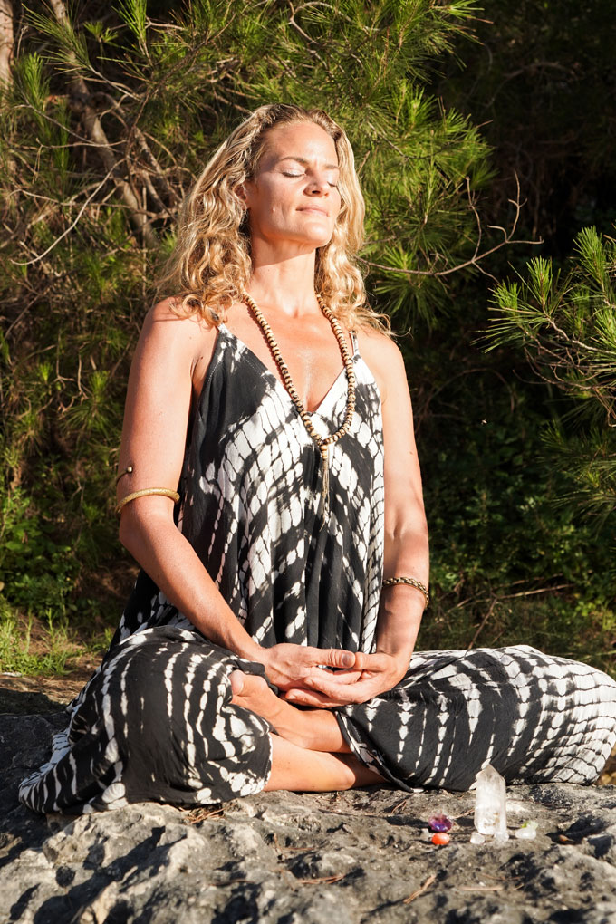 Meditation during pregnancy and birth